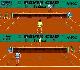Davis Cup Tennis