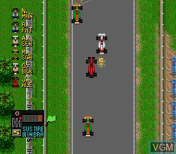 F1 Circus '92 - The Speed of Sound
