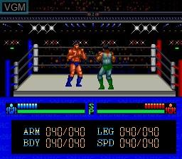 Maniac Pro Wrestling - Asu he no Tatakai
