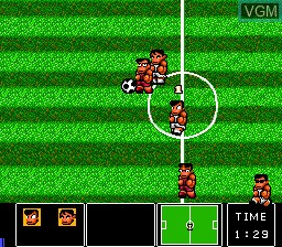 Nekketsu Koukou Dodgeball Bu PC Soccer Hen