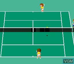 Pro Tennis World Court
