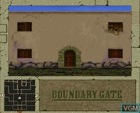 Boundary Gate - Daughter of Kingdom