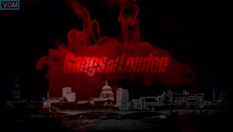 Gangs Of London For Sony Psp The Video Games Museum