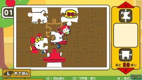 Hello Kitty no Happy Accessory