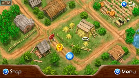 Farm Frenzy 2 for Sony PSP - The Video Games Museum