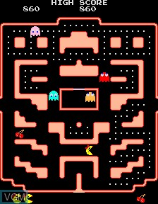 Ms. Pac-Man Attack