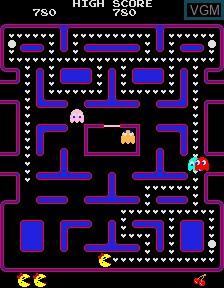 Ms. Pac-Man Hearts