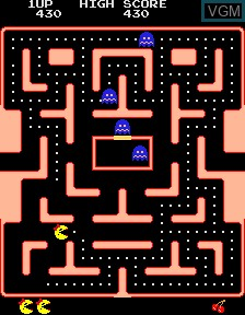 Ms. Pac-Man Plus / Attack