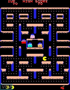 Snowy Day Pacman