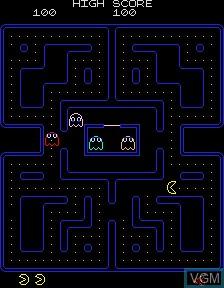 Vector Pacman 2000