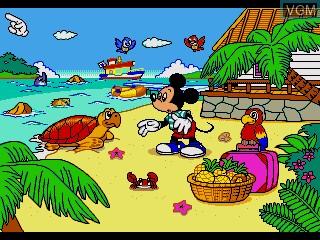 Mickey to Utau Tori no Shima - Minnie wo Sagashite Wakuwaku Daibouken!