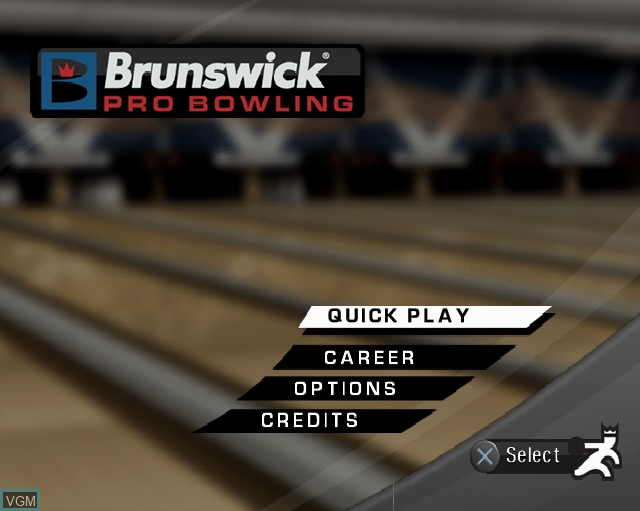 Brunswick Pro Bowling for Sony Playstation 2 - The Video