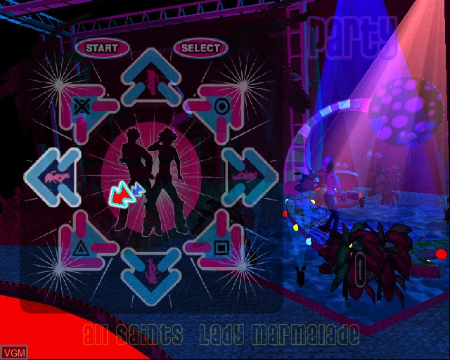 Dance - UK XL Party