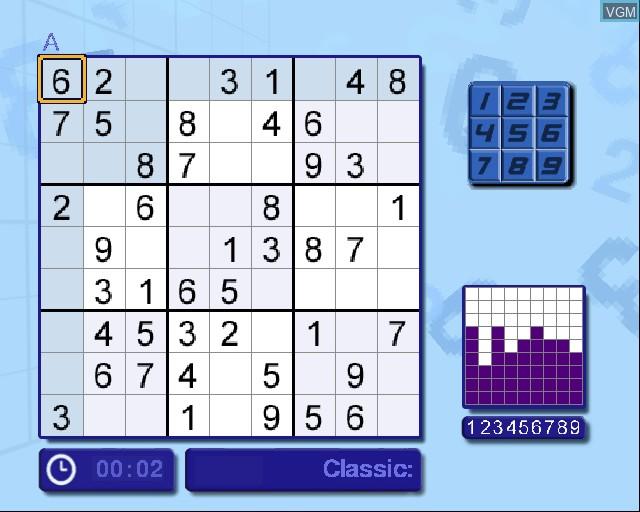 Carol Vorderman's Sudoku
