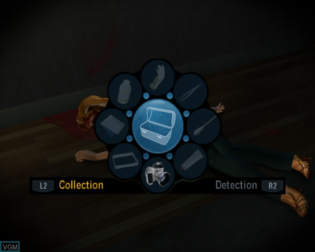 CSI - Crime Scene Investigation - 3 Dimensions of Murder