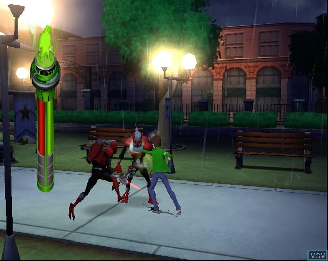 Ben 10 Alien Force - Vilgax Attacks