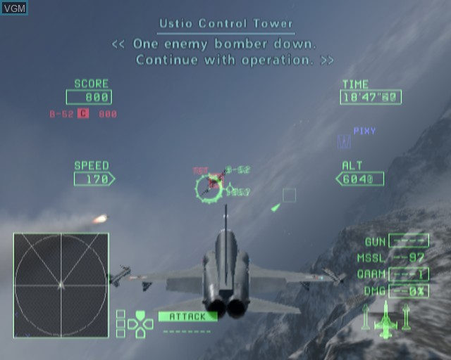 Ace Combat - The Belkan War