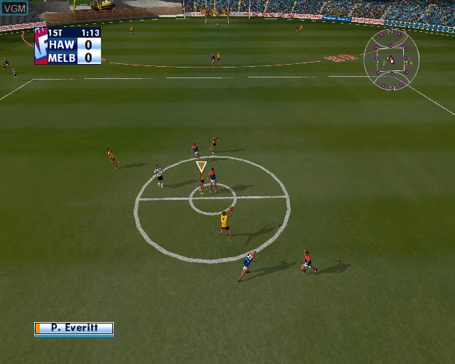 AFL Premiership 2005 - The Official Game of the AFL Premiership