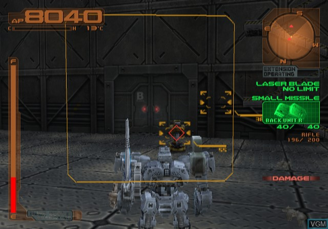 Armored Core 3 - Silent Line