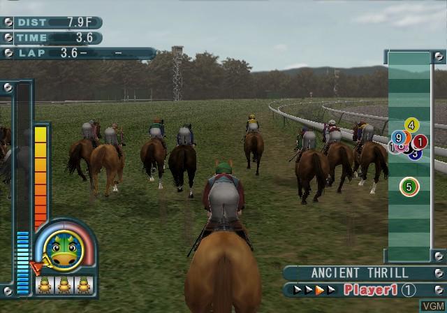 Gallop Racer 2