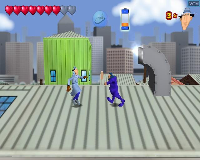 Inspector Gadget - Mad Robots Invasion
