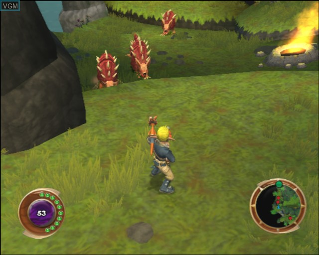 Jak and Daxter - The Lost Frontier
