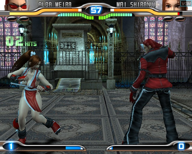 King of Fighters - Maximum Impact 2
