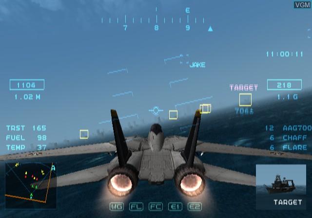 Lethal Skies Elite Pilot - Team SW