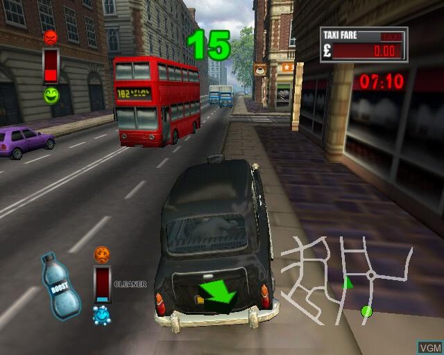 London Taxi - Rush Hour