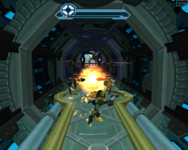 Ratchet & Clank 2 - Locked and Loaded