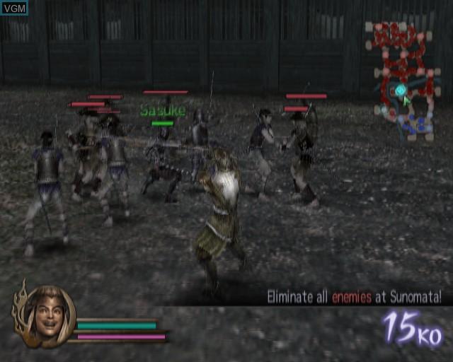Samurai Warriors - Xtreme Legends