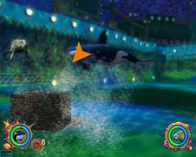 Sea World - Shamu's Deep Sea Adventures