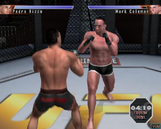 UFC - Sudden Impact
