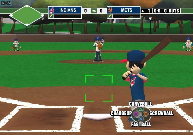 Backyard Baseball '09