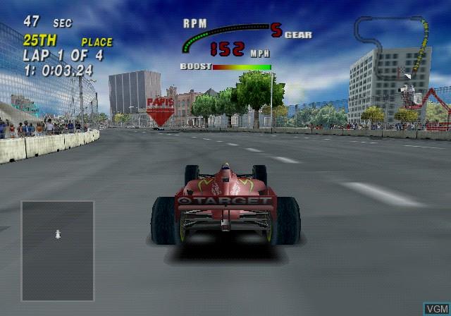 CART Fury - Championship Racing
