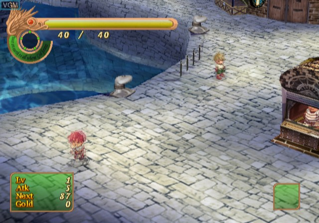 Ys IV - Mask of the Sun - A New Theory