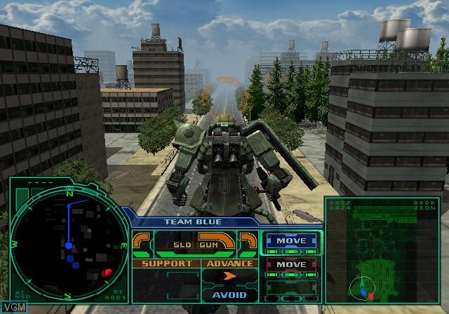 Zeonic Front - Kidou Senshi Gundam 0079