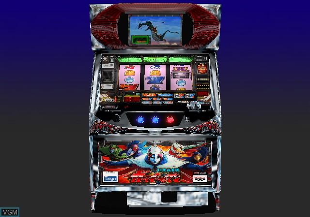 Pachi-Slot King! Kagaku Ninja-Tai Gatchaman