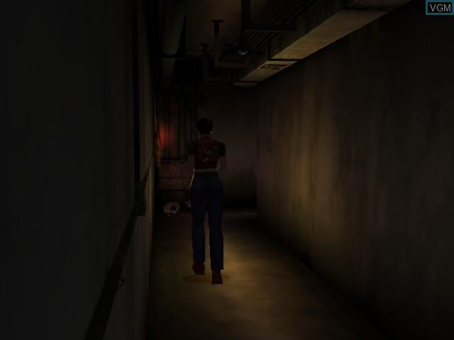 Resident Evil Code - Veronica X