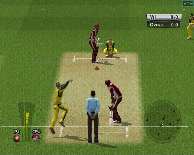 Ricky Ponting International Cricket 2005