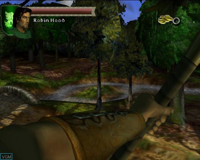 Robin Hood - Defender of the Crown