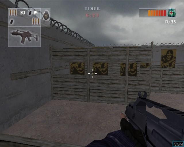 SAS - Anti Terror Force