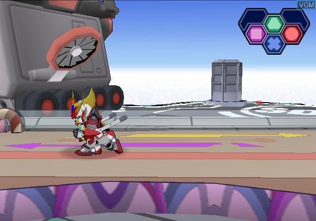 SD Gundam Force - Showdown!