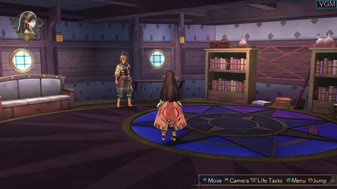 Atelier Shallie - Alchemists of the Dusk Sea