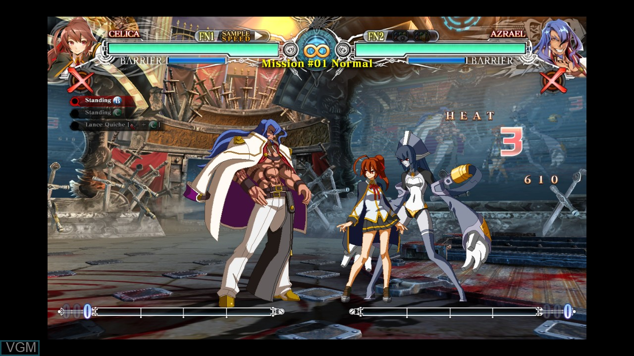 BlazBlue - Central Fiction