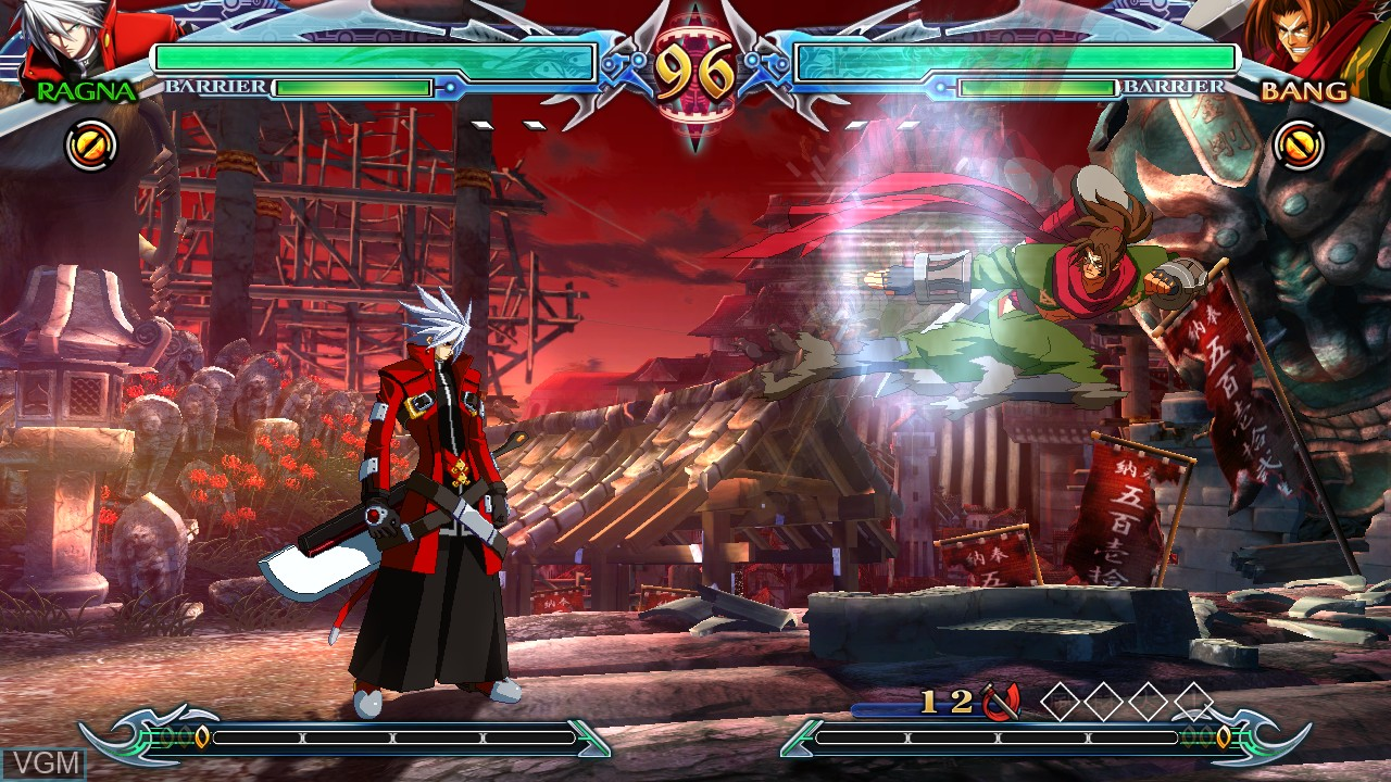 BlazBlue - Chrono Phantasma Extend