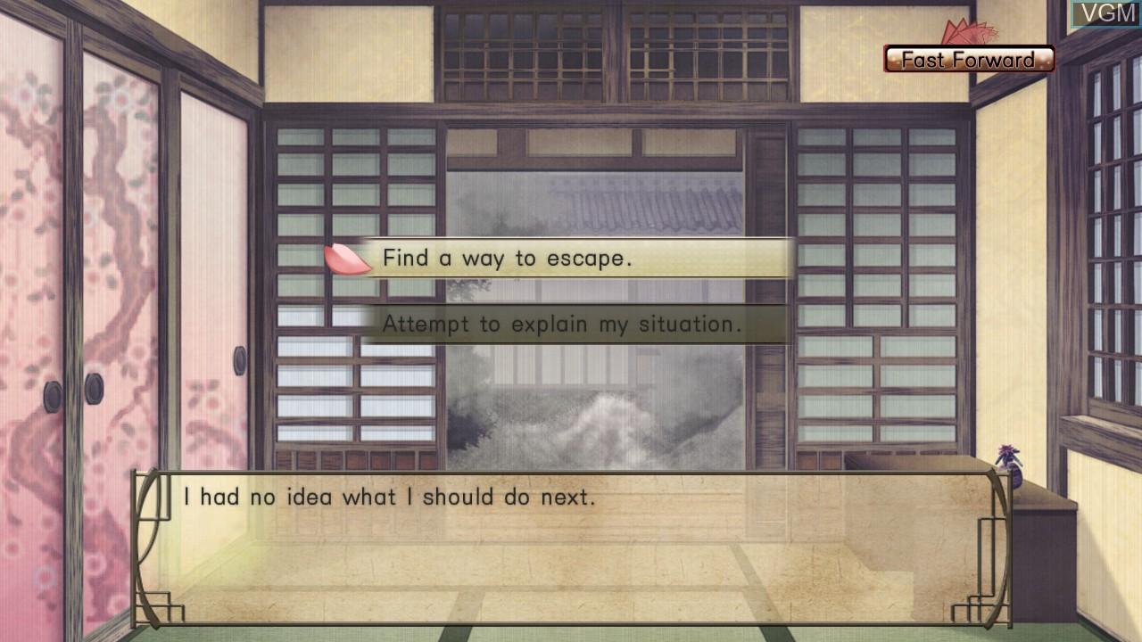 Hakuoki - Stories of the Shinsengumi