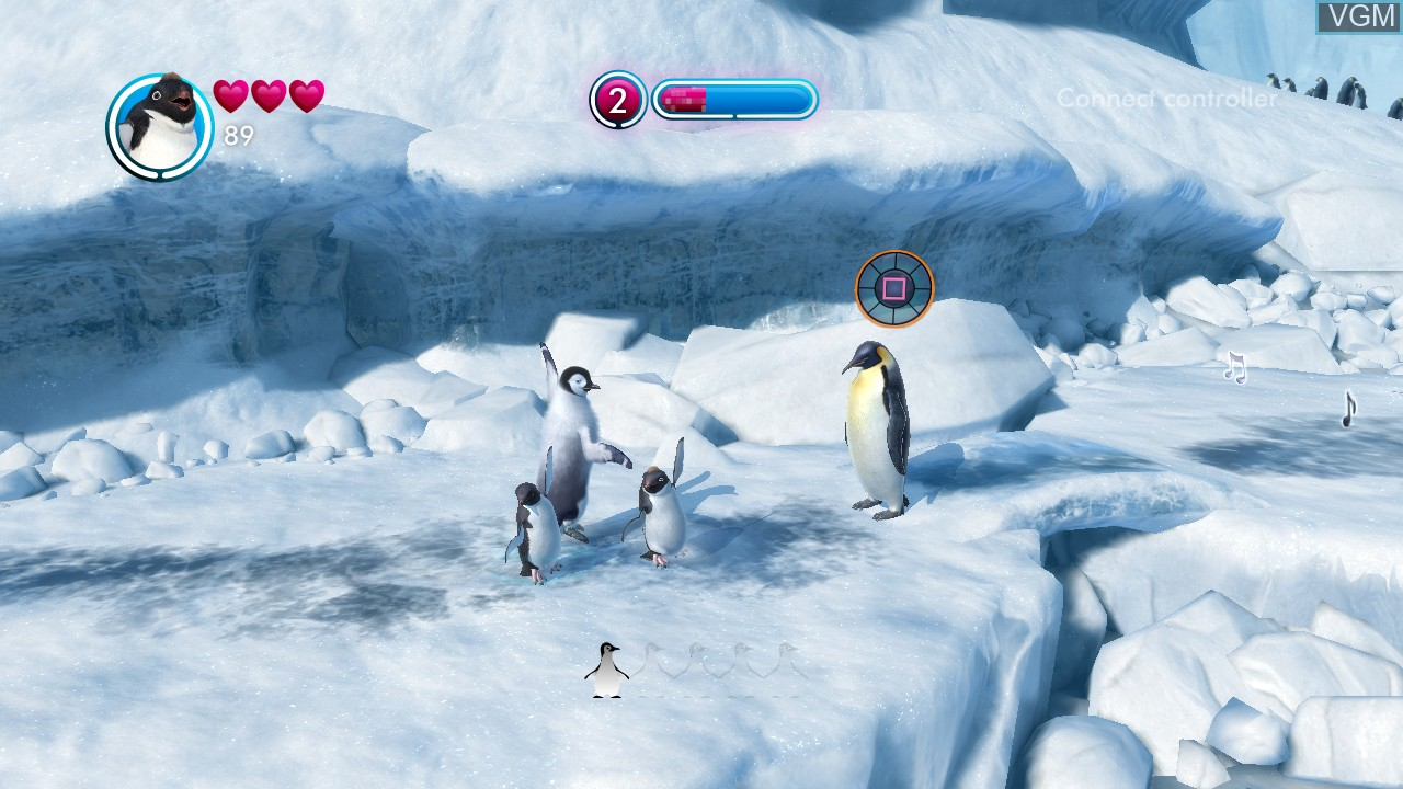 Happy Feet Two - The Videogame
