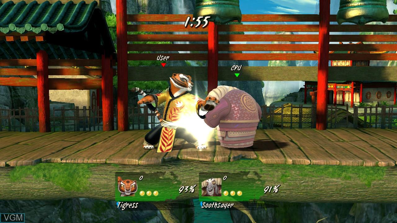 Kung Fu Panda - Showdown of Legendary Legends