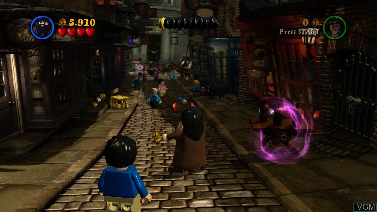 LEGO Harry Potter - Years 1-4